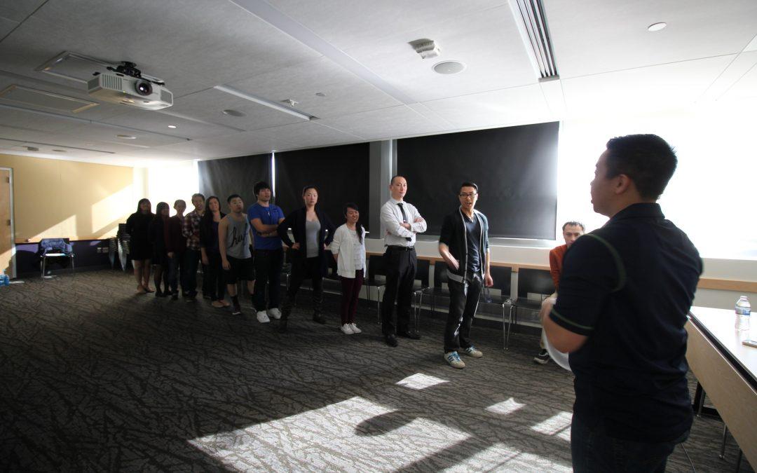 Blog #15: UNAVSA Meet & Greet