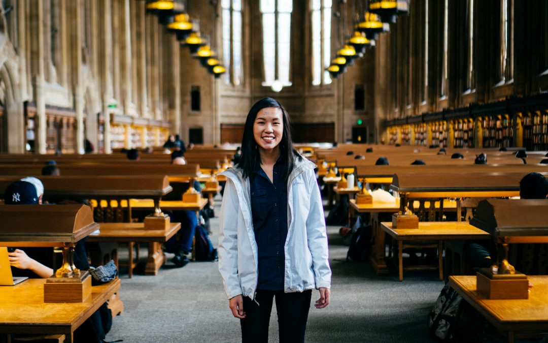Professional Confessions #1: Jenni Huynh the Architect
