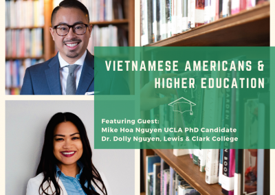 Vietnamese Americans & Higher Education