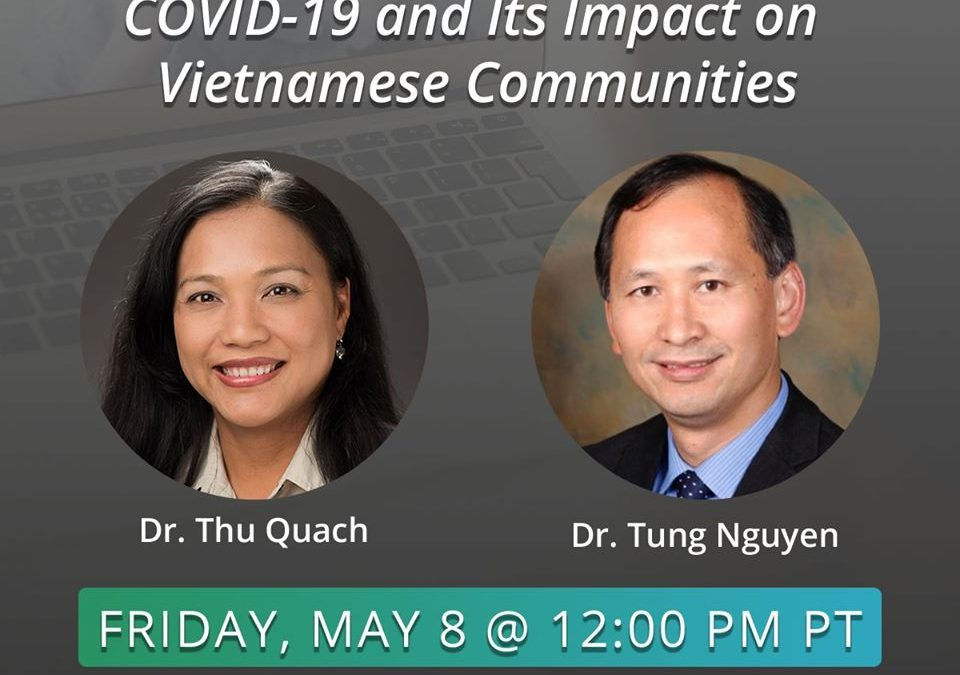 COVID-19 and its Impacts on Vietnamese Communities