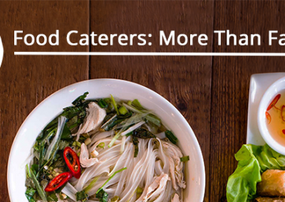 Food Caterers: More Than Family Friends