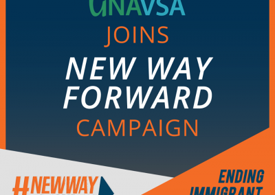 New Way Forward Campaign 2019