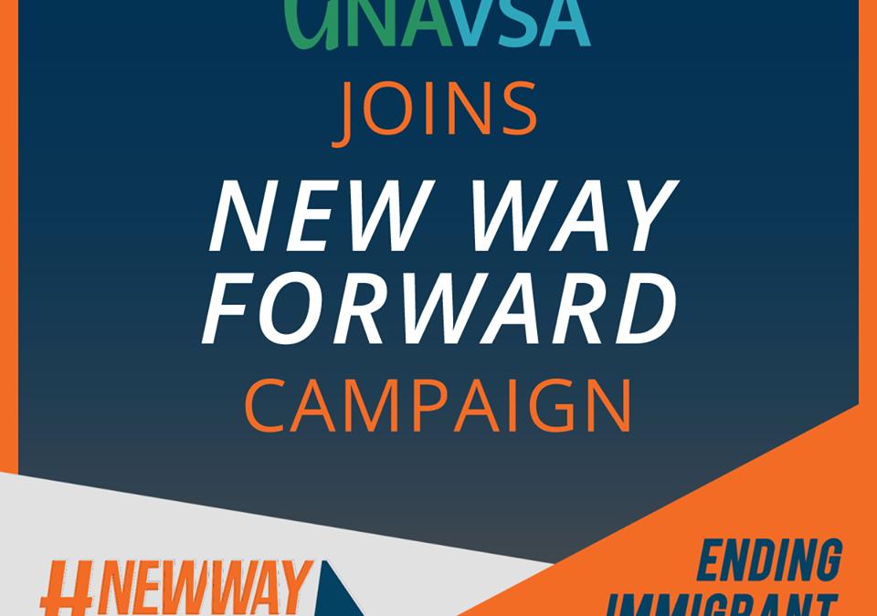 New Way Forward Campaign 2019