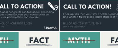 Civic Engagement Myths