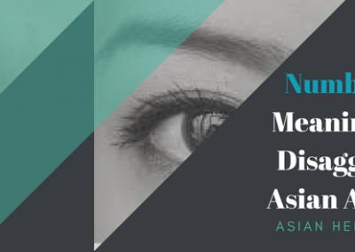 Asian Heritage Month: Disaggregating Asian America