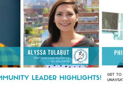 Community Leader Highlights