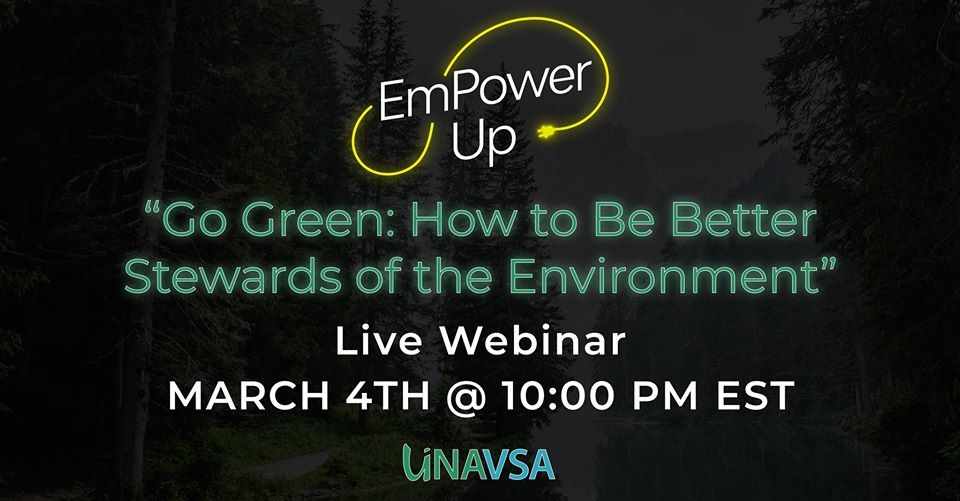 EmPower Up: Go Green!