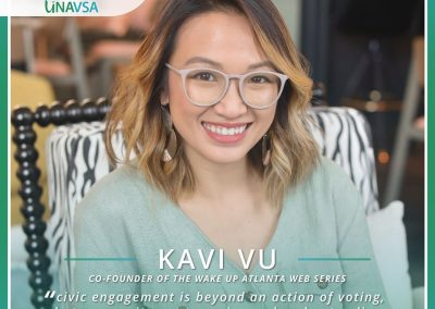 Civic Engagement Journey: Kavi Vu