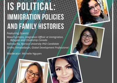 Immigration Policies and Family Histories