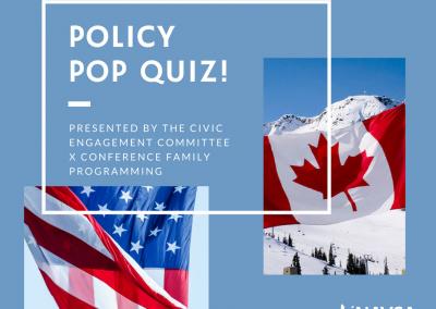 Policy Pop Quiz