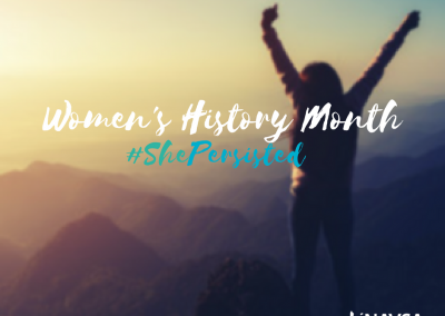 #ShePersisted Campaign